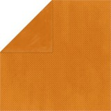 Burnt Orange - Double Dot Cardstock 30,5x30,5 cm