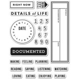 Details of Life - Kelly Clear Stamps