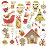 Santa's Little Helper - Die Cuts