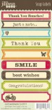 Soup Labels - Card Sentiments