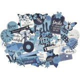 Indigo Skies - Collectables Die Cuts