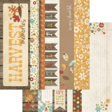 Harvest Lane - 2x12 Border / 4x12 Title Strip