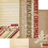 Handmade Holiday - 6x12 Page Elements