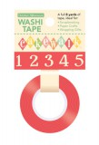 Cakewalk - Washi Tape Numbers