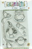 Little Birds - Clear Stamp Minis
