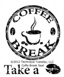 Coffee Break Seal - Technique Tuesday