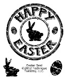 Easter Seal - Clear Stamps