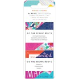 Go The Scenic Route - Swatch Books 2x2 inch