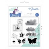 Head in the Clouds - Icons Clear Stamps