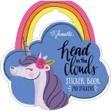 Head in the Clouds - Sticker Book 8 pages
