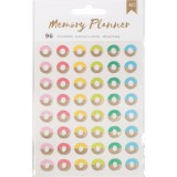 Hole Reinforcer - Memory Planner Sticker