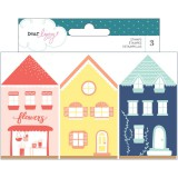Lovely Day - Card Saying House Stamps