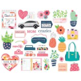 Mom Life - Paper Pieces Die-Cuts