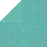 Aquamarin - Double Dot Cardstock 30,5x30,5x30,5 cm