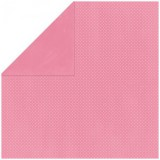 Double Dot Cardstock - Blush 30,5x30,5 cm