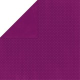 Boysenberry - Double Dot Cardstock 30,5x30,5 cm