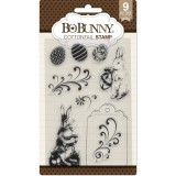 Cottontail - Bo Bunny Stamps