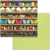 Family Recipe - Pantry 30,5x30,5 cm