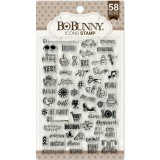 Icons - Bo Bunny Stamps