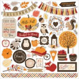 Hello Fall - Element Stickers