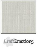 Leinenkarton - pastellcreme von Craft Emotions 30,