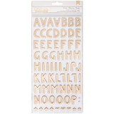 Creekside - Gold ABC Thickers Sticker