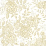 Willow Lane - Golden Vellum 30,5 x 30,5 cm