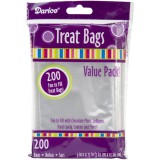 Treat Bags - 3x4.75 inch