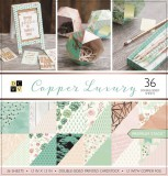 Copper Luxury - Premium Paper Stack 30,5x30,5