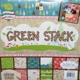 Green Stack - Premium Paper Stack 30,5x30,5