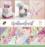 Watercolorist - Premium Pad Stack 30,5x30,5