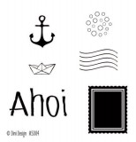 Dini Design Clearstamps Ahoi 2(DE)
