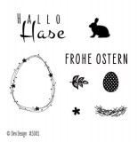 Dini Design Clearstamps Ostern (DE)