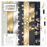 Capsule Collection - Elements Metallic Block 15,2