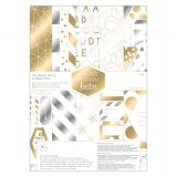 Modern Lustre - The Ultimate Die-Cut & Paper Pack