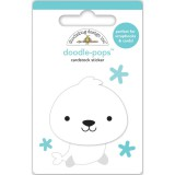 Polar Pals - Baby Seal Doodle Pops