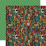 Back to School - ABC Scramble 30,5x30,5 cm