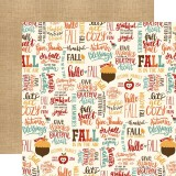 Celebrate Autumn - Fall is Fun 30,5x30,5 cm