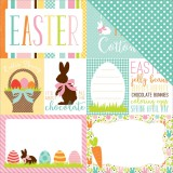 Easter - Journaling Cards 30,5x30,5 cm