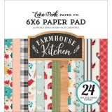 Farmhouse Kitchen - Paper Pad 15,2x15,2 cm