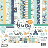 Hello Baby Boy - Collection Kit 30,5x30,5 cm