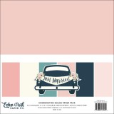 Just Married - Solid Cardstock Kit 30,5x30,5 cm
