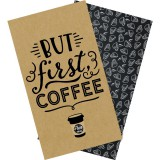 Coffee & Friends Travellers Notebook Insert - Cale