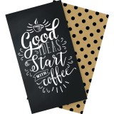 Coffee & Friends - Travellers Notebook Insert - Li