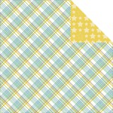 Bundle of Joy Boy 2 - Plaid 30,5x30,5 cm