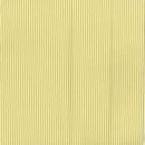 Corrugated Cardstock - Yellow 30,5x30,5 cm