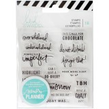 Day - Memory Planner Stamps