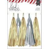 Oh What Fun - Silver / Gold Tassels