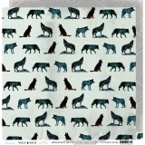 Wolf Pack - Wolf Pack 30,5x30,5 cm