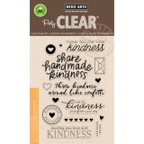 Acts of Kindness - Hero Arts Clear Stamps